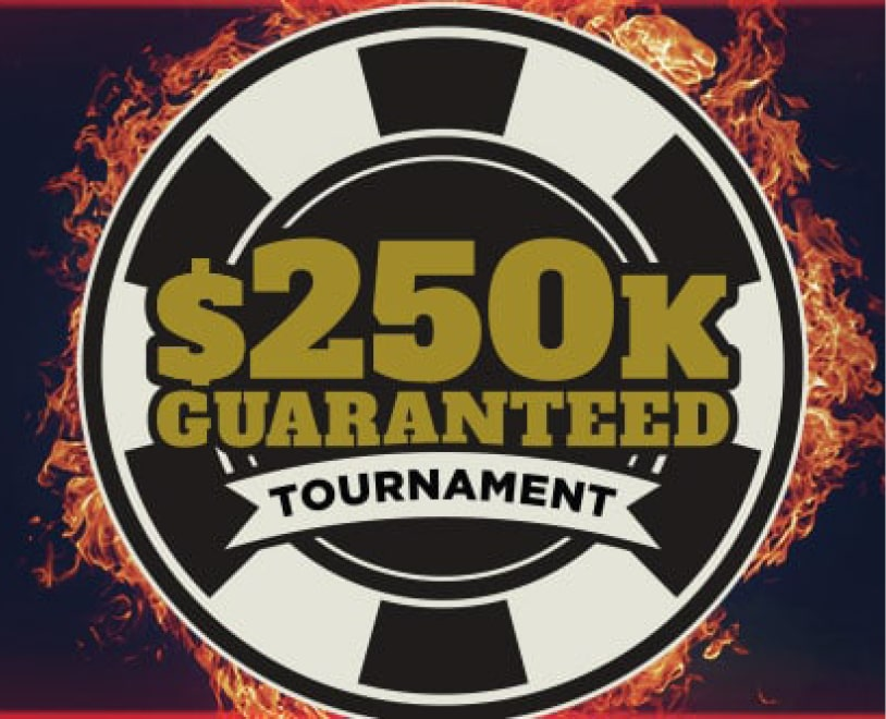 Ignition's Online Poker Tournaments