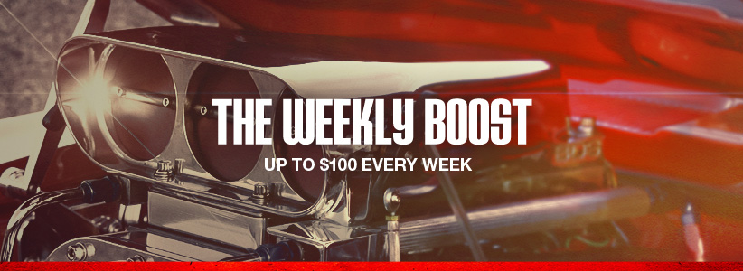 Weekly Boost